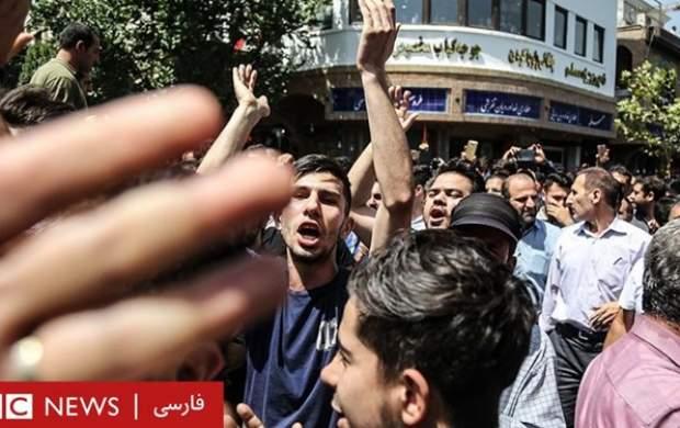 بازی تکراری ضدانقلاب با مطالبات مردم +تصاویر