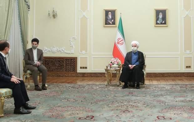 روحانی: مشکلات بانکی با کره همچنان باقی است