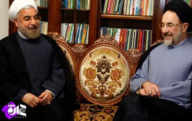 از گلایه مردم از عدم حضور روحانی و وزرا در خوزستان تا عذرخواهی سیاسی خاتمی/ مسبب بزرگ وضع موجود بازهم بیاینه سیاسی داد