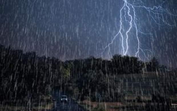 پیشبینی رگبار و وزش باد شدید در ۸ استان