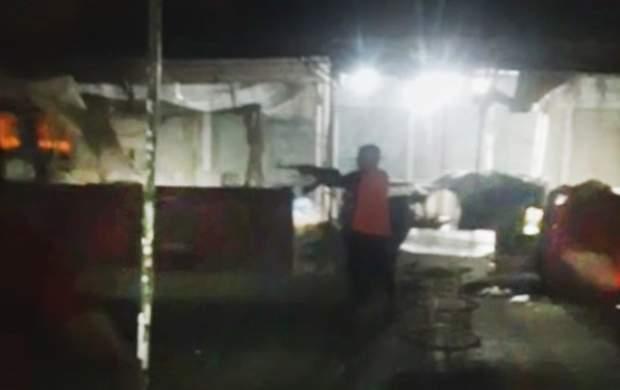 یک کشته و ۱۴ زخمی در شهرستان ایذه