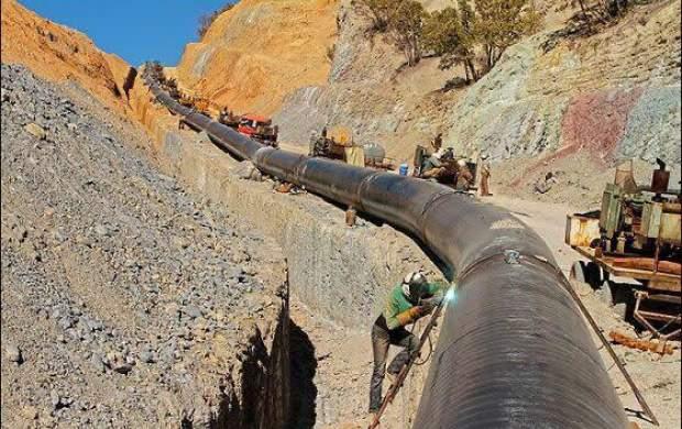 فولاد مبارکه با تولید 400 هزار تن تختال APIانتقال 1000 کیلومتری نفت کشور را محقق کرد