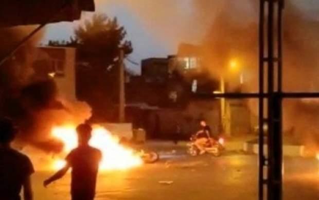 ماجرای درگیریهای پنجشنبه شب در الیگودرز چه بود؟