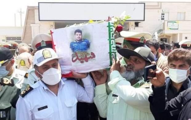 بیانیه ارتش برای شهادت شهید «ضرغامپرست»