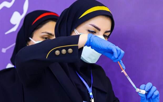 ایرانیها چند دوز واکسن زده اند؟