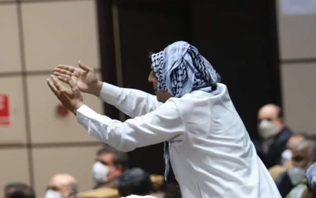 اعتراض سران قبایل عرب به جهانگیری