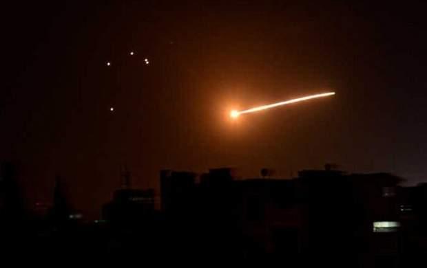 توان کوبنده پدافند سوریه و عجز اسرائیل