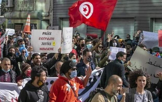 بحران سیاسی در تونس