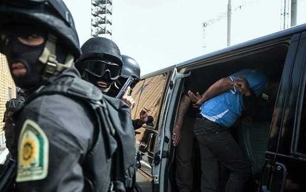 ۳۶ تروریست در ۶ استان شرقی و غربی دستگیر شد