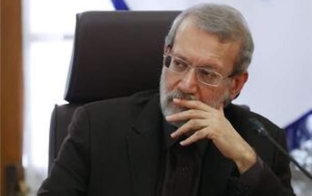 این شرط انصاف نبود آقای دکتر علی لاریجانی!