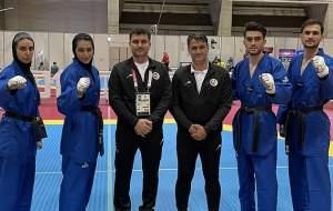 نایب قهرمانی تکواندوی تیمی ایران در المپیک