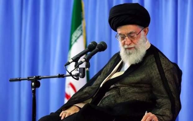 تسلیت رهبرانقلاب به حجتالاسلام محمدی گلپایگانی