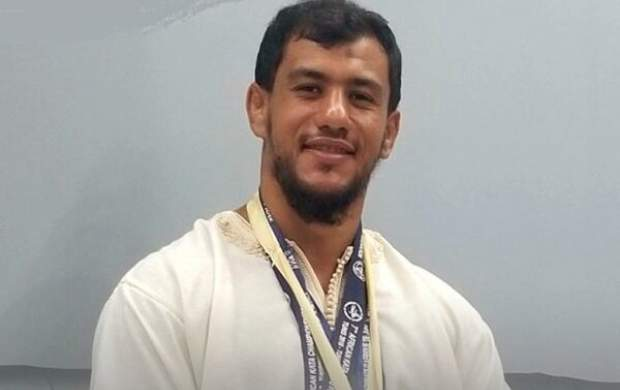 ورزشکار الجزایری: نمیخواهم دستانم آلوده شود