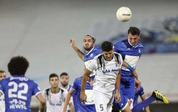 برنامه نیمه نهایی جام حذفی فوتبال اعلام شد