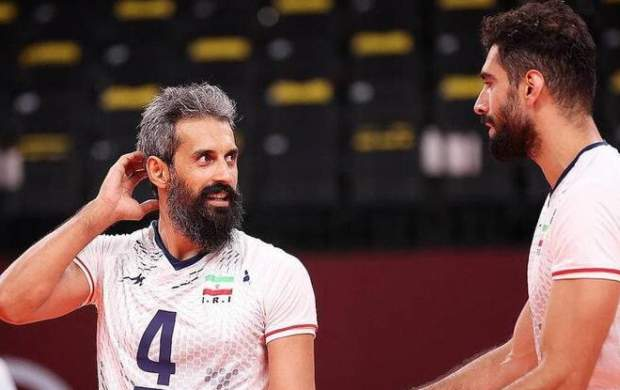 خلاصه بازی والیبال ایران و کانادا +فیلم