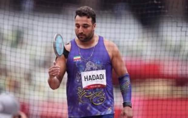 حذف زودهنگام احسان حدادی از المپیک