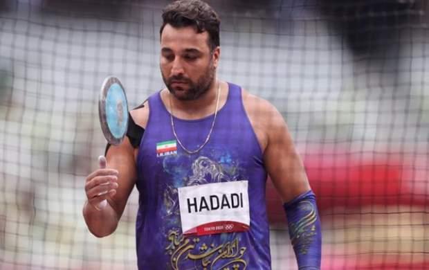 احسان حدادی: به احترام المپیک شرکت کردم