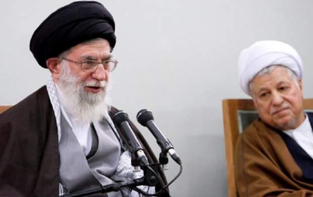 بیانات مهم و منتشرنشده رهبر انقلاب در گفتوگو با هاشمی رفسنجانی منتشر شد +فیلم