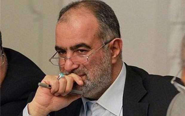 دادگاه حسام الدین آشنا را مجرم شناخت