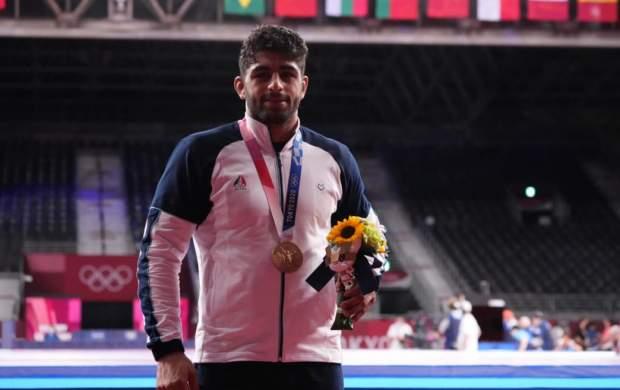 دومین مدال برای ایران در المپیک توکیو