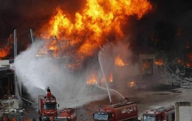 آمریکا و غرب مانع افشای عاملان انفجار بیروت