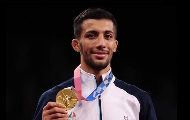 کاروان ورزش ایران دوباره طلایی شد