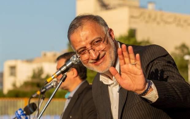 زاکانی شهردار شد؛ ضدانقلاب دق کرد +تصاویر