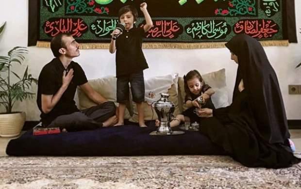 تأثیر غذای هیئت بر مادر و کودک
