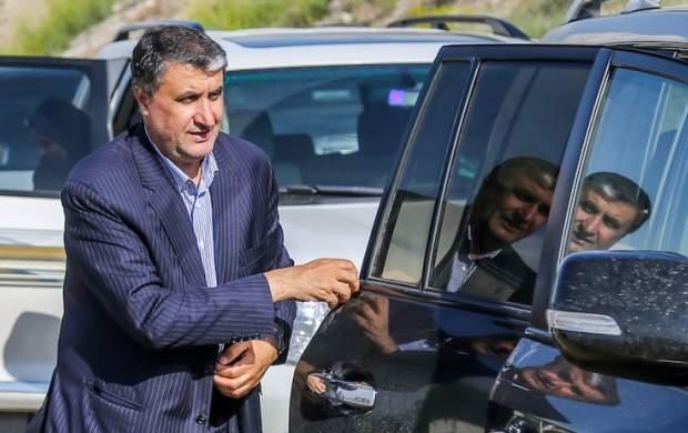 آخرین شاهکار وزیر روحانی +فیلم