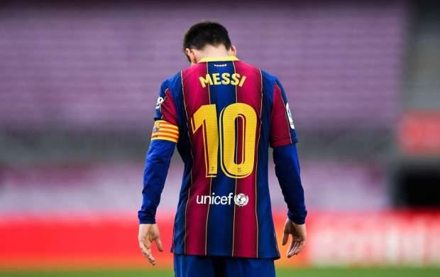 رفتن مسی بارسلونا را نابود میکند؟