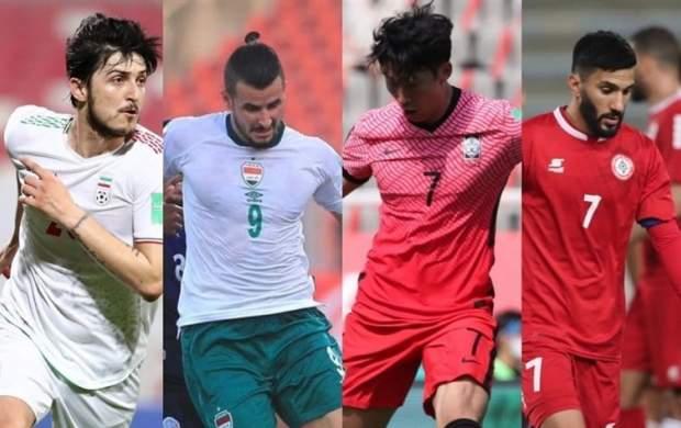 تمجید AFC از فوقستاره ایرانی مسابقات آسیایی