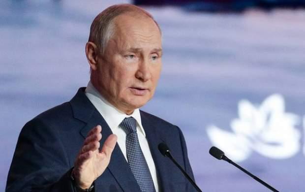 پوتین: غرب مانع از کمکرسانی به ایران میشود