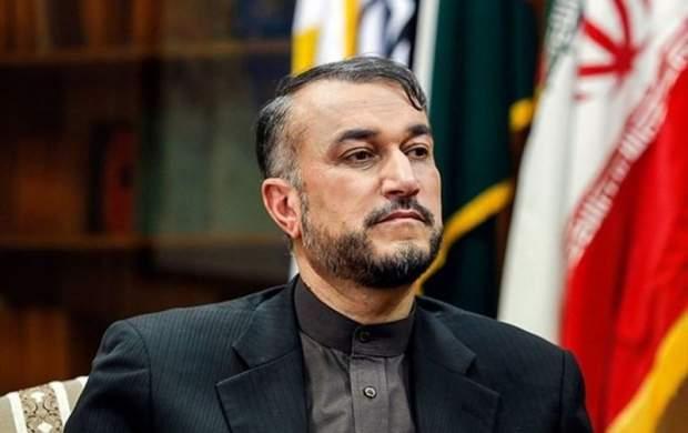 امیرعبداللهیان: طالبان به تعهدات خود عمل کند