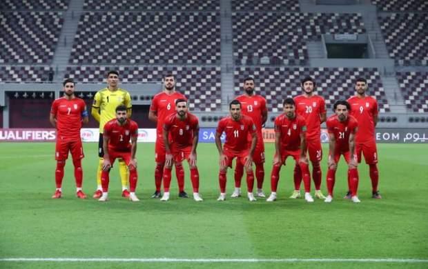 فوتبال ایران اول آسیا شد