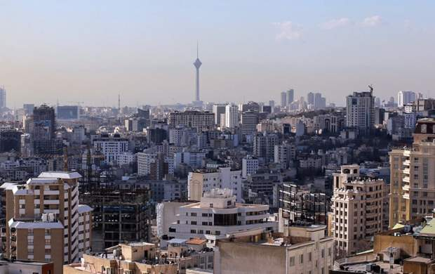 افزایش نسبی دمای تهران از فردا