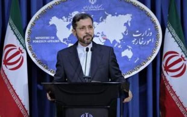 پیام خطیبزاده به کمیته چهارجانبه اتحادیه عرب