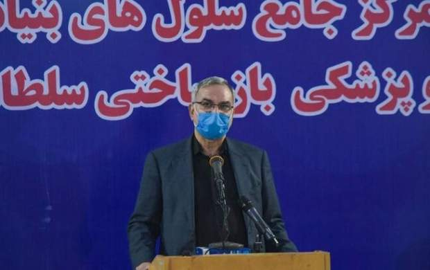 وزیر بهداشت: سیل واکسن روانه کشور شد