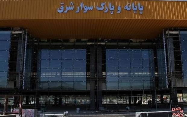 کاربری پایانه شرق تهران تغییر می کند؟
