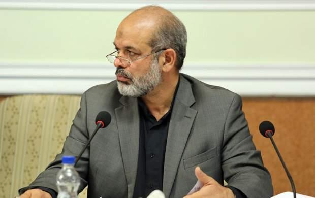 احمد وحیدی «رئیس شورای امنیت کشور» شد