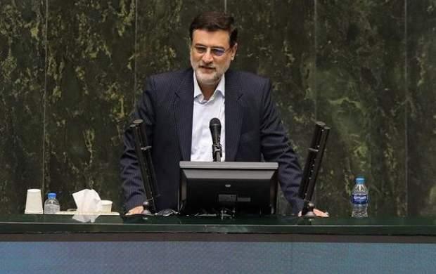 مجلس با استعفای قاضیزاده موافقت کرد