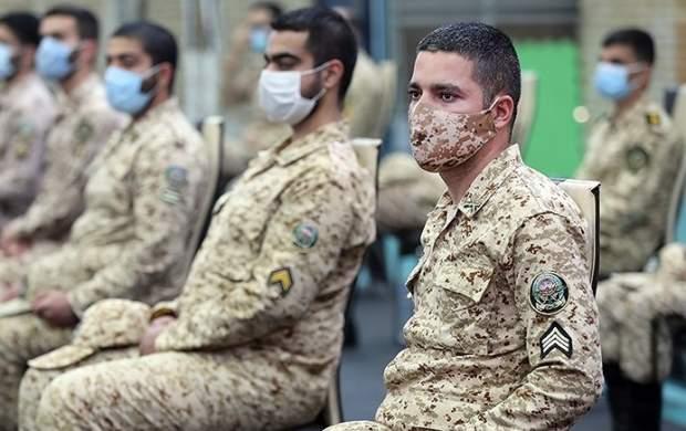 آغاز واکسیناسیون سربازان در کشور
