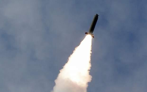 کره شمالی موشک بالستیک جدیدی آزمایش کرد