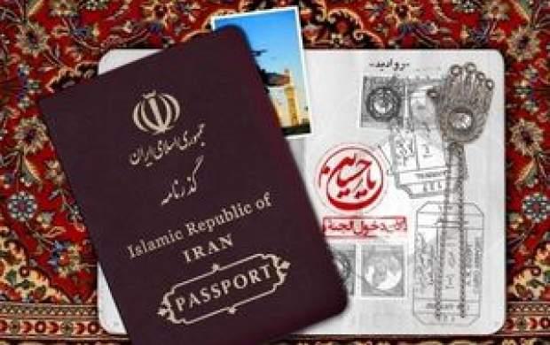 لغو روادید عراق مختص سفرهای هوایی است