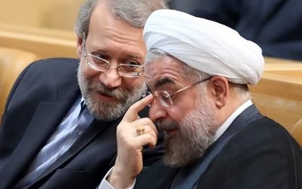 روحانی و لاریجانی حزب تشکیل میدهند؟
