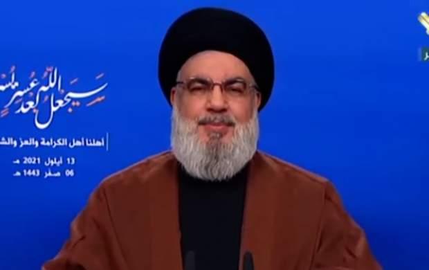 برخی میگفتند که انتقال سوخت ایران به لبنان در حد یک اعلام رسانهای است/ آمریکا برای انتقال سوخت ایران تهدید کرد/ قدردان رهبری و ریاست جمهوری ایران هستیم