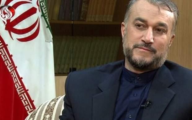 ایران آماده تسهیل ارسال کمکها به افغانستان است