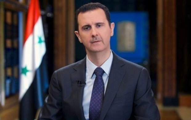 اسد: تحریمها علیه سوریه غیرقانونی و غیرانسانی است/ پوتین: مردم سوریه به اسد اعتماد دارند