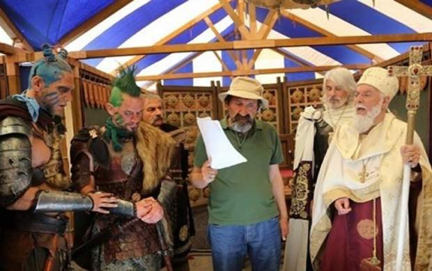 آخرین جزئیات از ساخت سریال «سلمان فارسی»