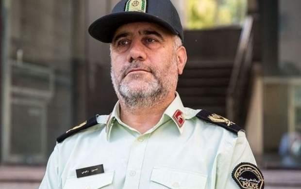کشف سلاحهای جنگی از سارقان شمال تهران