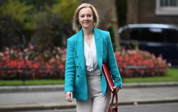 «لیز تراس» وزیر خارجه جدید انگلیس شد
